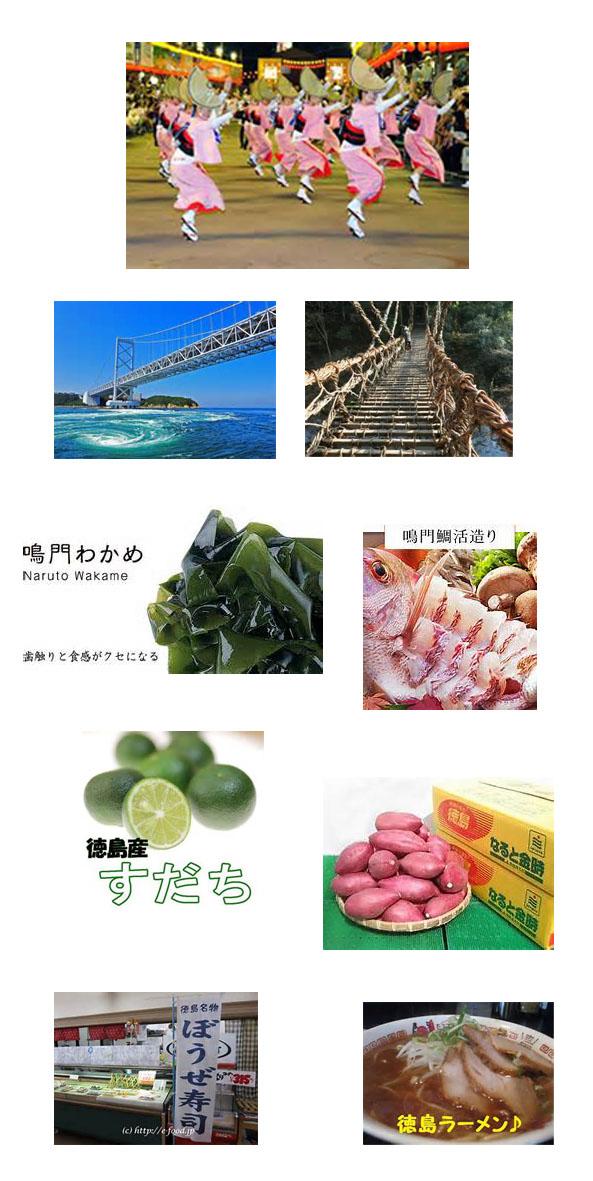 徳島県古書古本買取地図